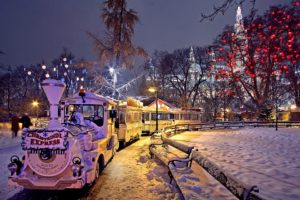 TOP 10 PLACES TO VISIT FOR A WINTER VACATION